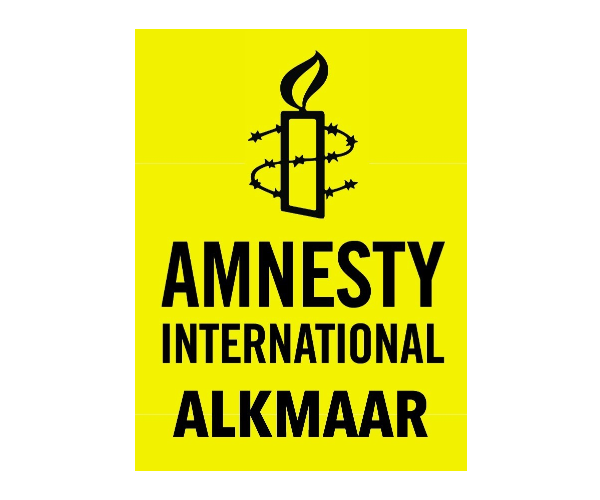 Amnesty international Alkmaar 600x500