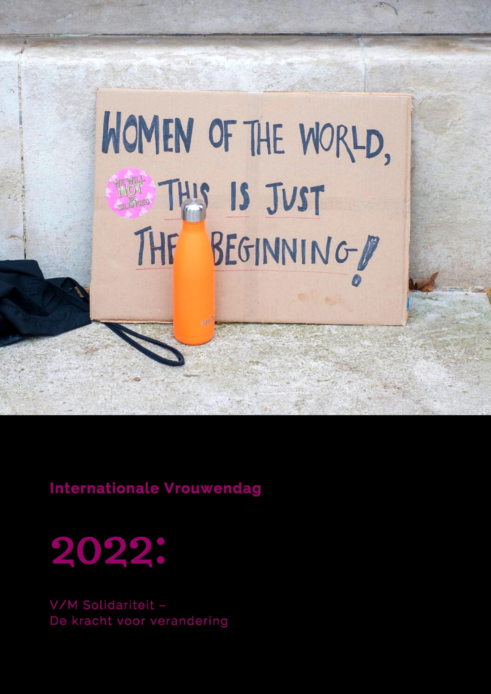VM Solidariteit – De kracht voor verandering